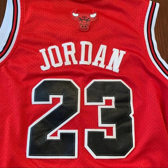 new arrival 26061 be698 Michael Jordan Chicago Bulls Jersey. Nike.